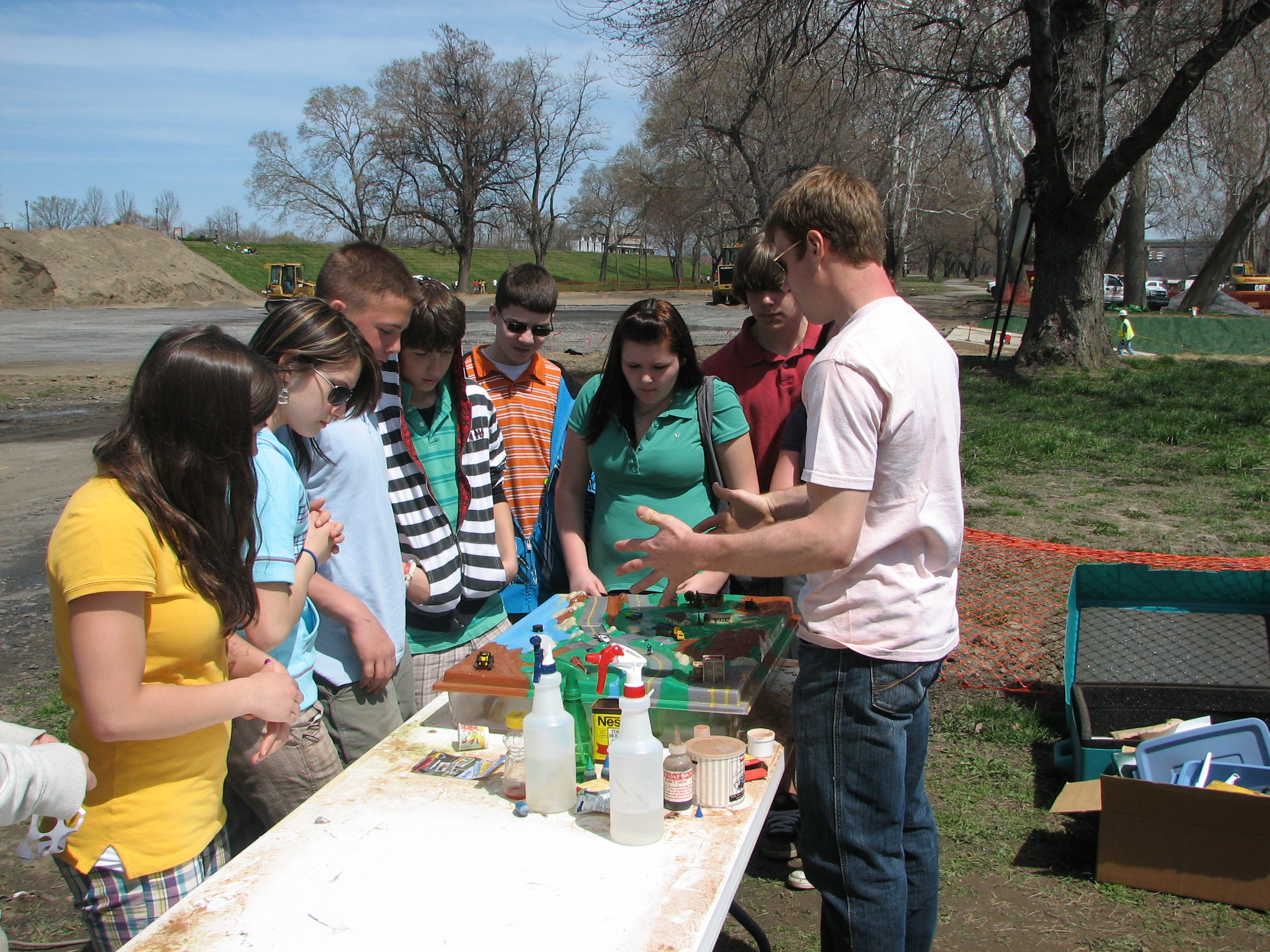 conservation education outreach